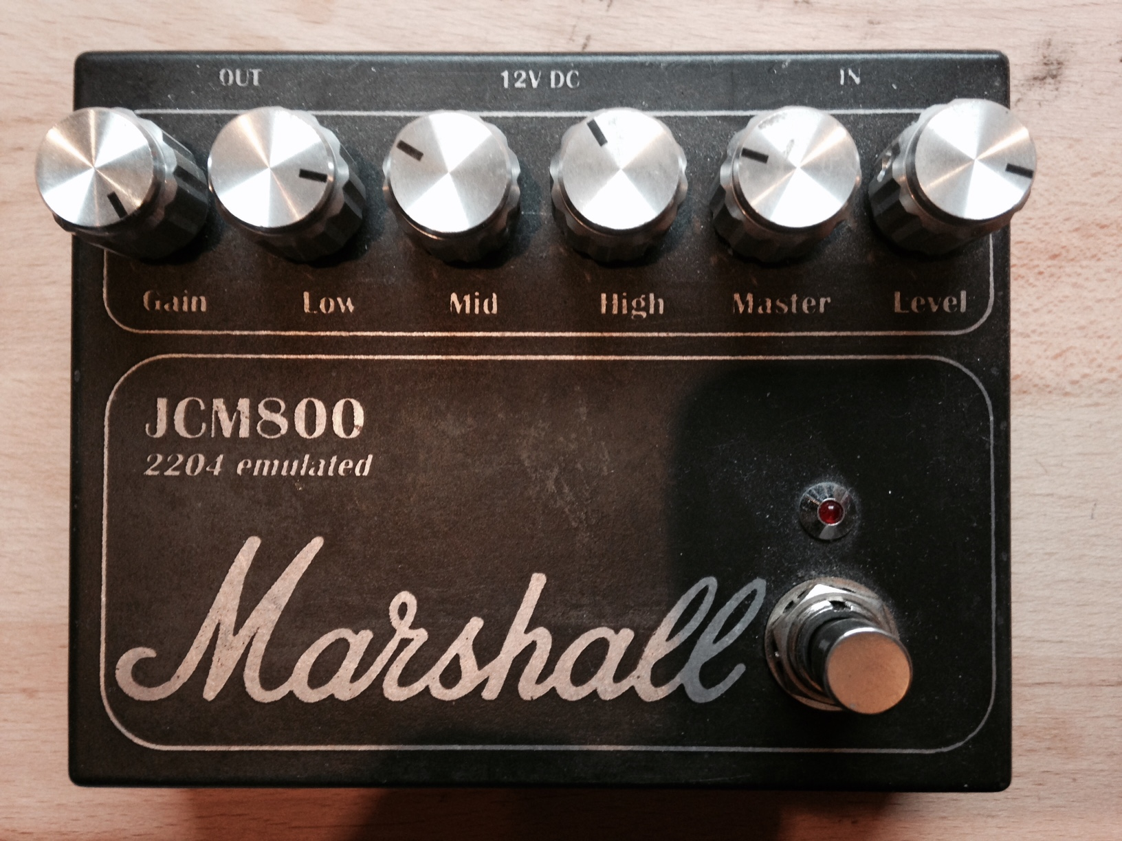 JCM 800 Emu